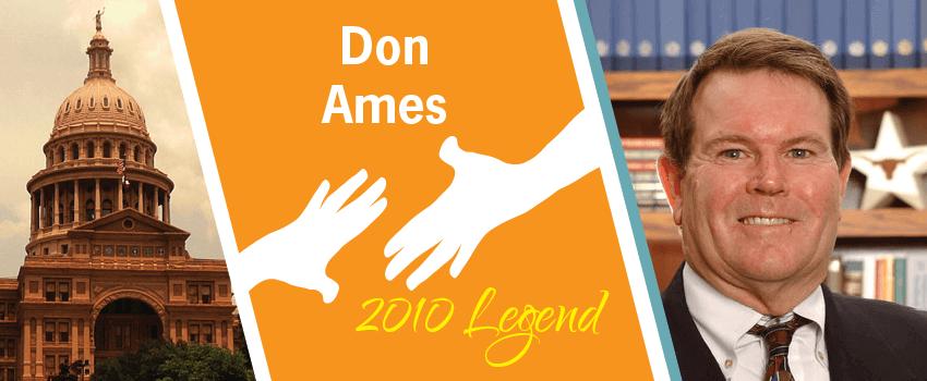 Don Ames Legend Header