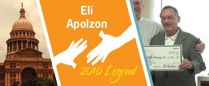 Eli Apolzon Legend Header
