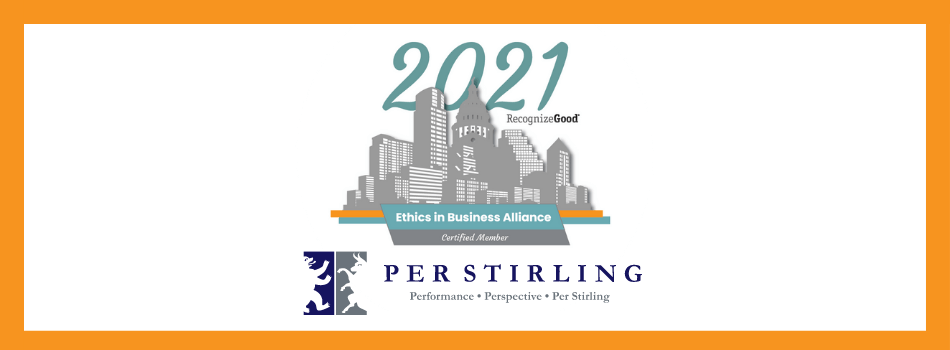 Per Stirling Members of RecoginzeGood Ethics in Business Alliance