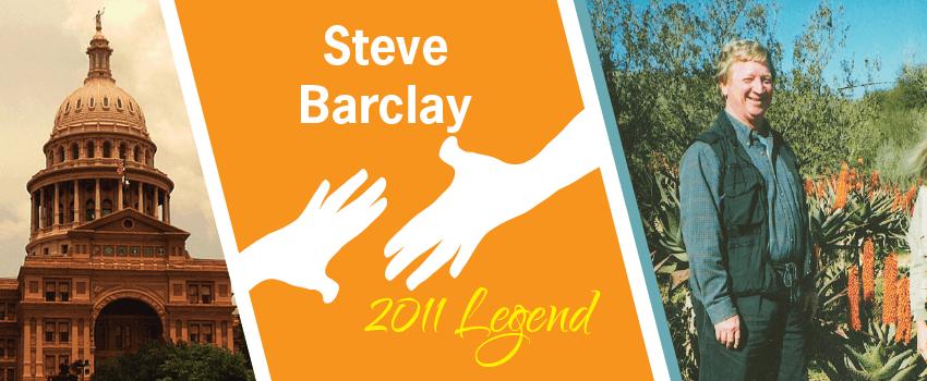 Steve Barclay Legend Header