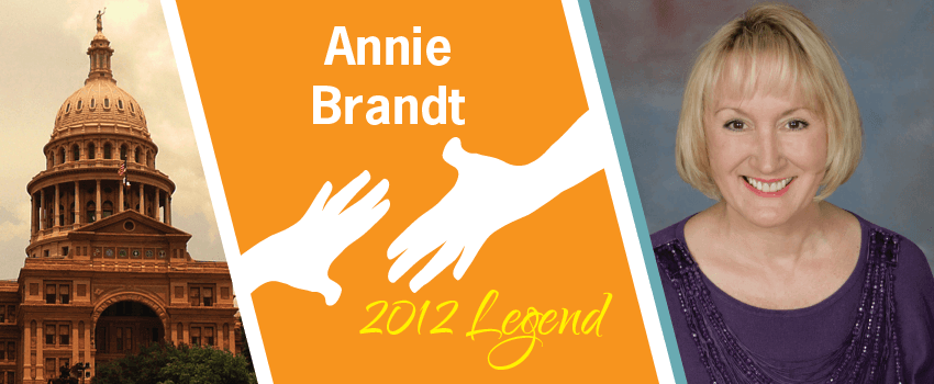 Annie Brandt Legend Header