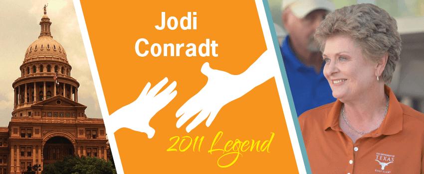 Jodi Conradt Legend Header