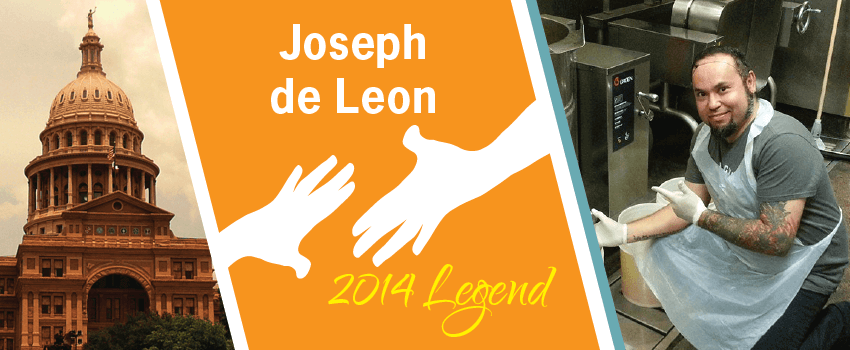 Joseph de Leon Legend Header