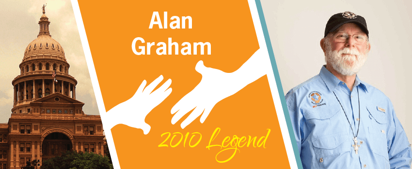 Alan Graham Legend Header
