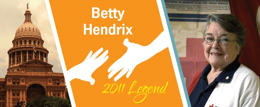 Betty Hendrix Legend Header