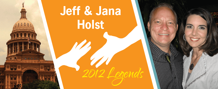 Jeff & Jana Holst Legend Header