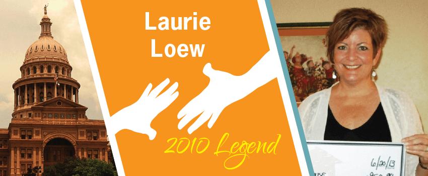 Laurie Loew Legend Header