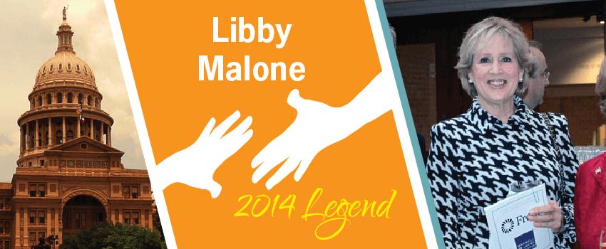 Libby Malone Legend Header
