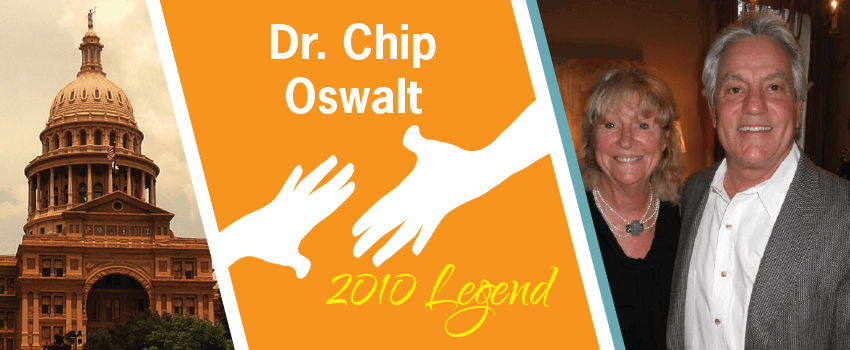John Oswalt Legend Header
