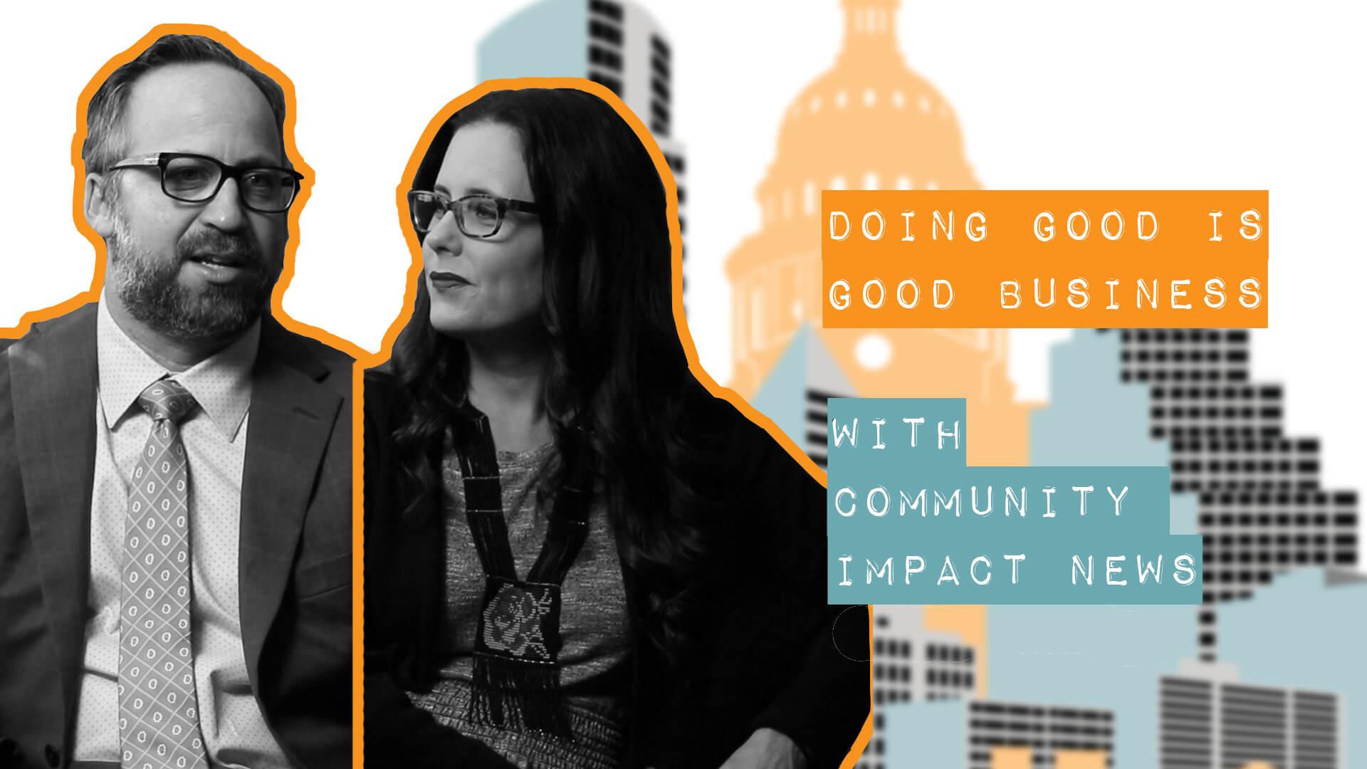 John and Jennifer Garrett: Doing Good is Good Business