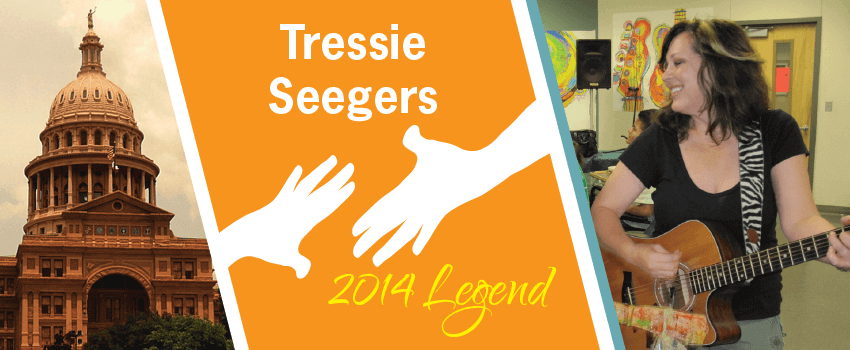 Tressie Seegers Legend Header