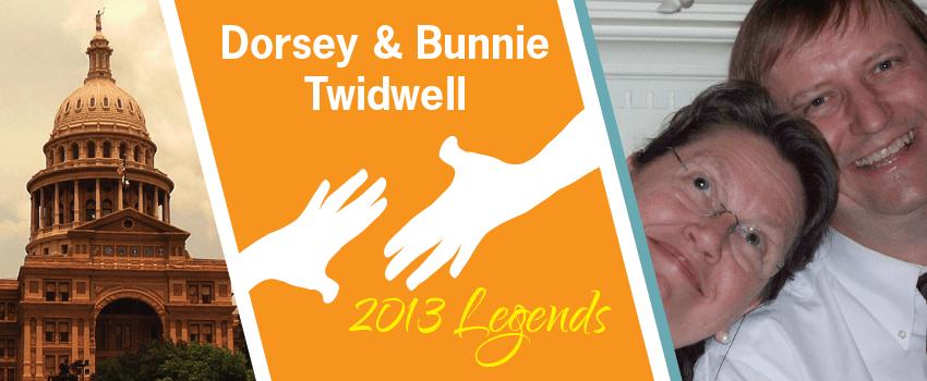 Dorsey & Bunnie Twidwell Legend Header