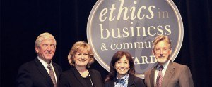 Ethics in Business & Community Winners 2013