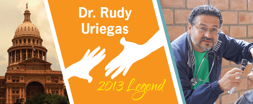 Rudy Uriegas Legend Header
