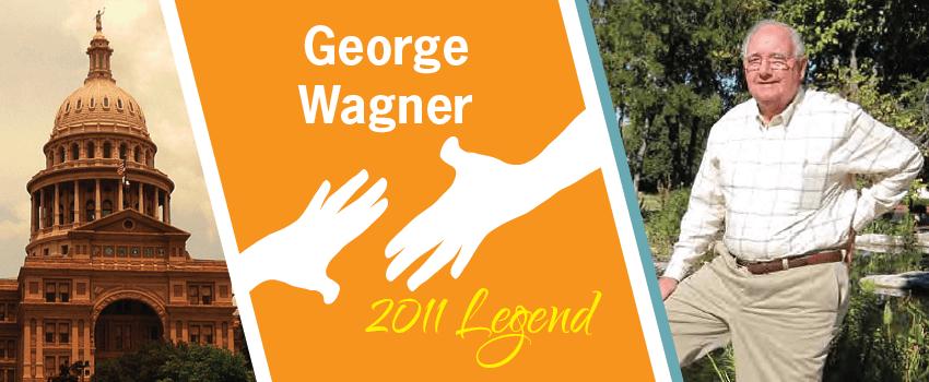 George Wagner Legend Header