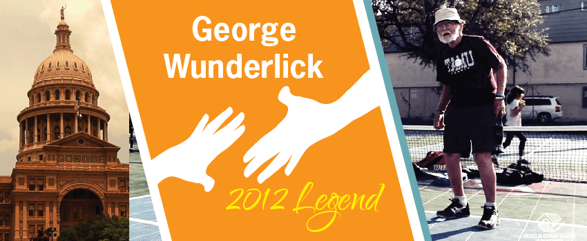 George Wunderlick Legend Header