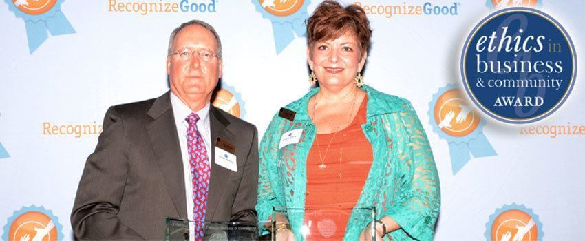 13th Annual Ethics in Business & Community Awards