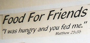 Food for Friends Logo