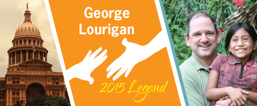George Lourigan Legend Header