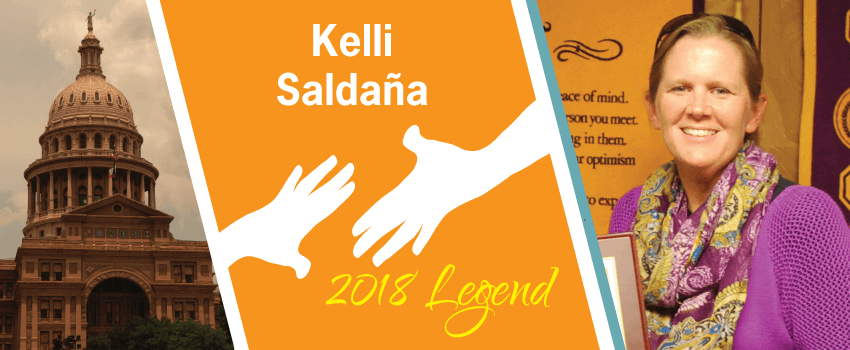 Kelli Saldana Legend Header