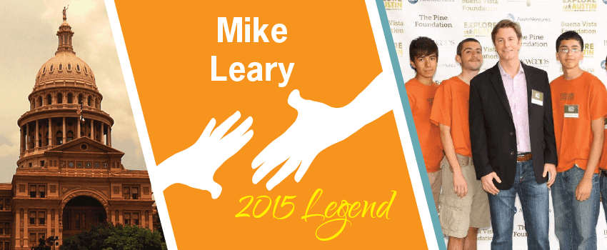 Mike Leary Legend Header