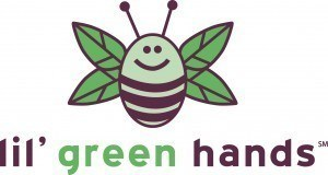 Little Green Hands logo