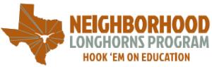 Neighborhood Longhorns Program Logo