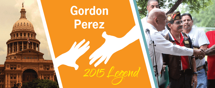 Gordon Perez Legend Header