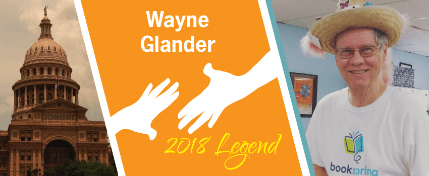 Wayne Glander Legend Header