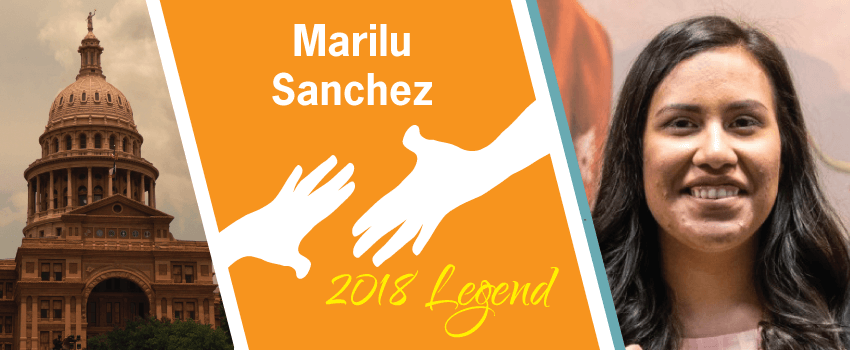 Marilu Sanchez Legend Header