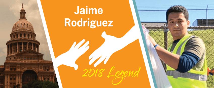 Jaime Rodriguez Legend Header