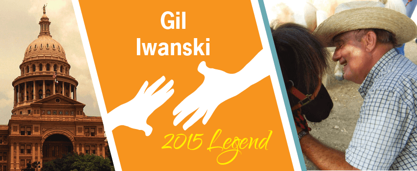 Gil Iwanski Legend Header