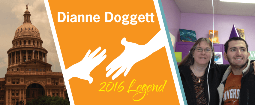 Dianne Doggett Legend Header