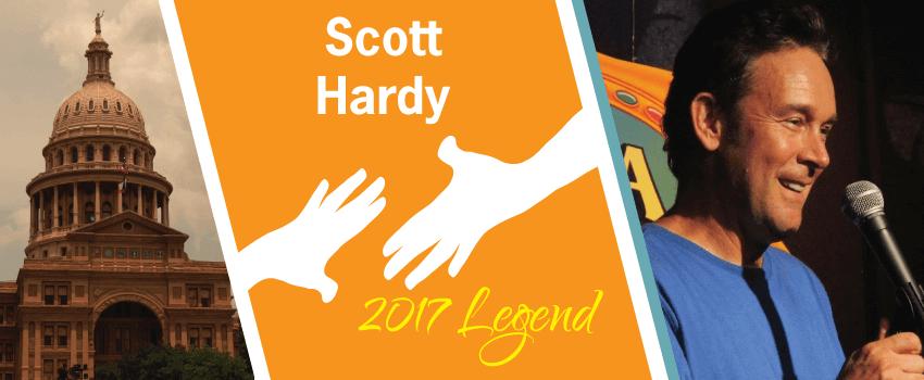 Scott Hardy Legend Header