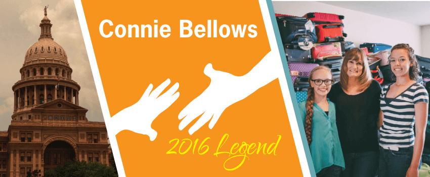 Connie Bellows Legend Header