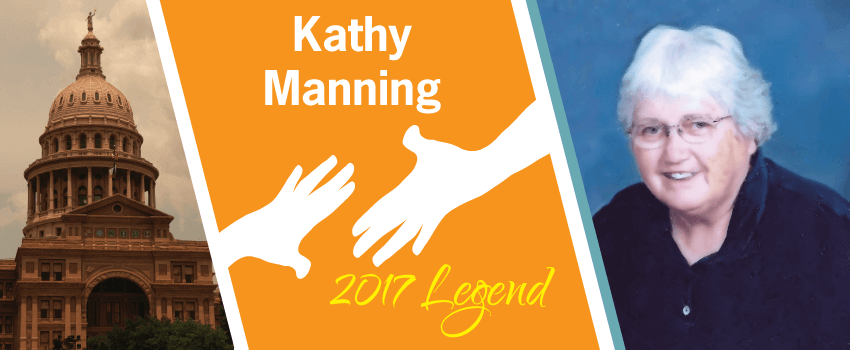 Kathy Manning Legend Header