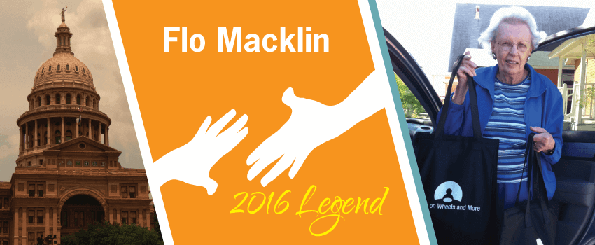 Flo Macklin Legend Header