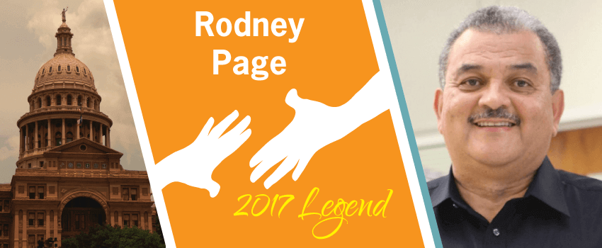 Rodney Page Legend Header