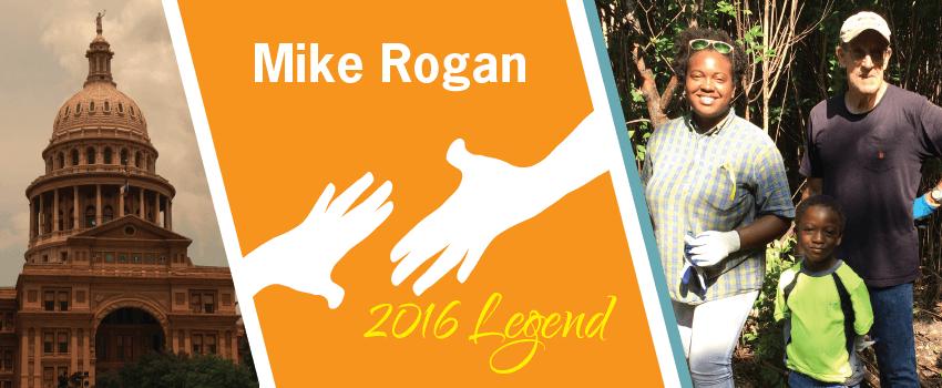 Mike Rogan Legend Header