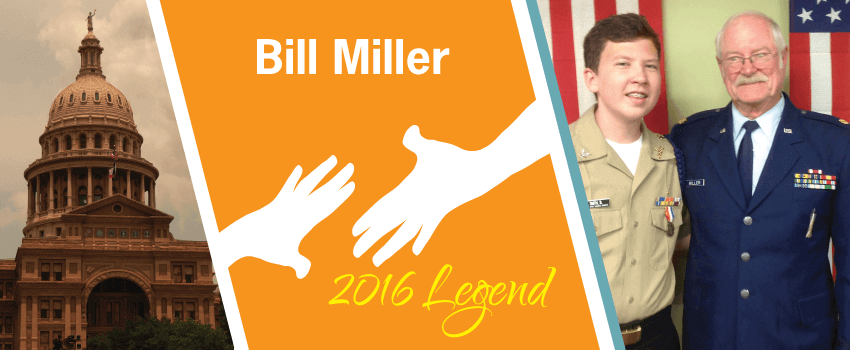 Bill Miller Legend Header