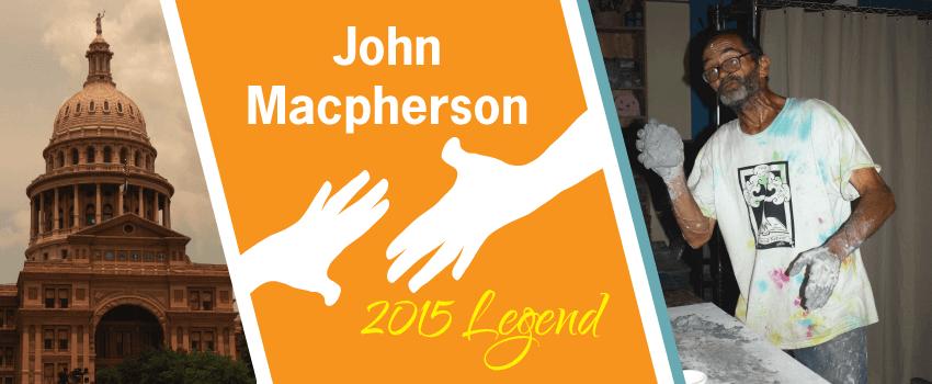 John Macpherson Legend Header