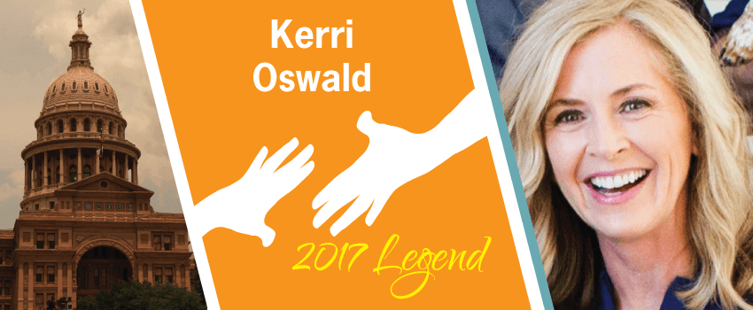 Kathy Oswald Legend Header
