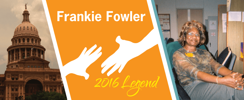 Frankie Fowler Legend Header