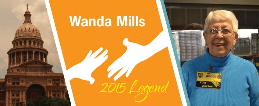 Wanda Mills Legend Header