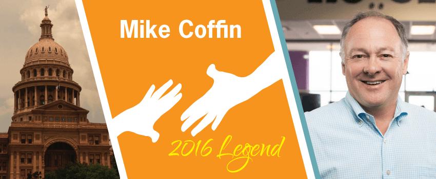 Mike Coffin Legend Header