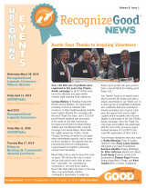 Newsletter Issue 1 (2018)