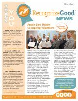 Newsletter Issue 1 (2016)