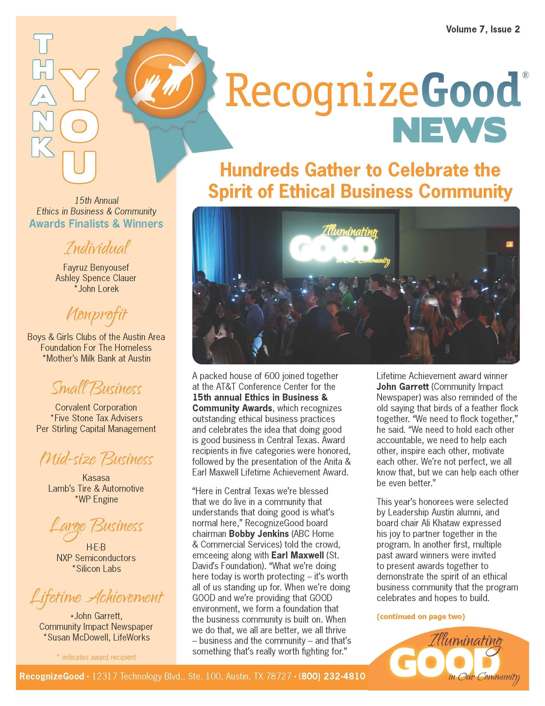 Newsletter Issue 2 (2017)