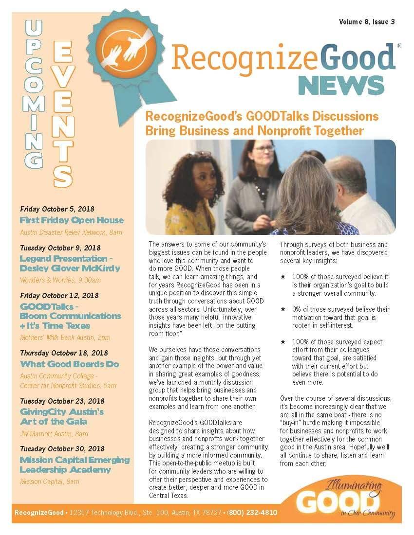 Newsletter Issue 3 (2018)