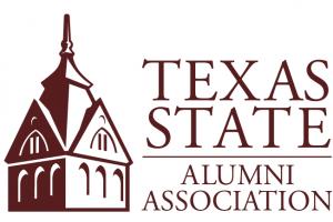 Texas State Alumni Association Logo